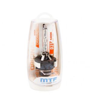 Ксеноновая лампа MTF D2S 4300K ORIGINAL