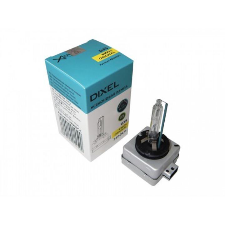 Лампа ксенон DIXEL D3S 4300K OС