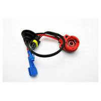 Переходник D2S/R  - Ket 02 (Красн.игн) 4-Контакта с проводом питания блока розжига + уплотнитель