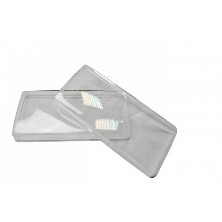Гладкие стёкла фар ВАЗ 2110-12 Бош (пара)