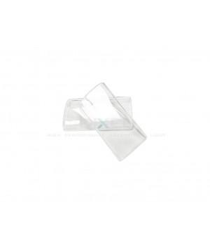 Гладкие стекла фар Mazda 323 (BG) (пара)
