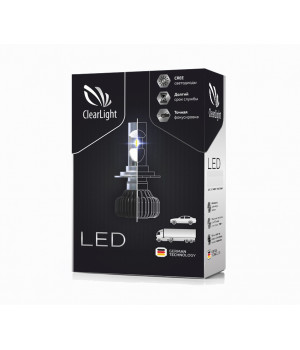 Лампа LED Clearlight Flex HB4 3000 lm (2 шт)