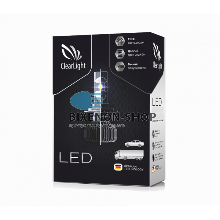 Лампа LED Clearlight Flex H27 3000 lm (2 шт)
