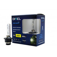 Ксеноновые лампы DIXEL HPL NEW NIGHT D2S 4500K 2шт.