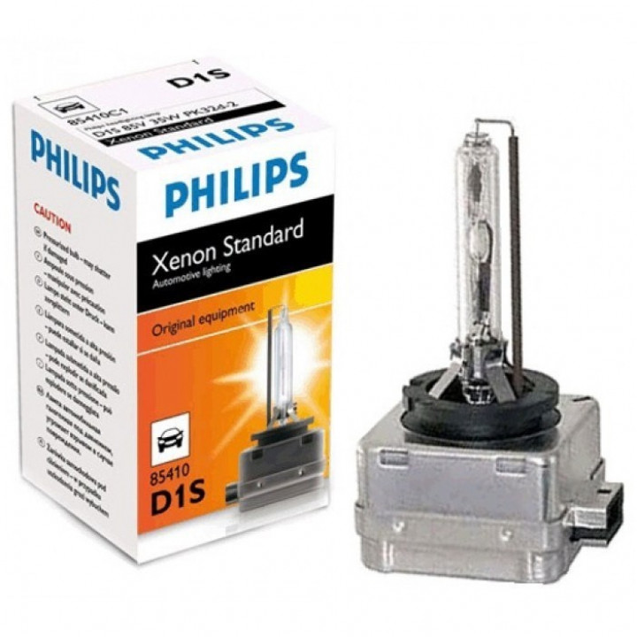 Лампа ксенон PHILIPS D1S 4300K